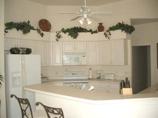 kitchen house laura cape coral florida vacation rental
