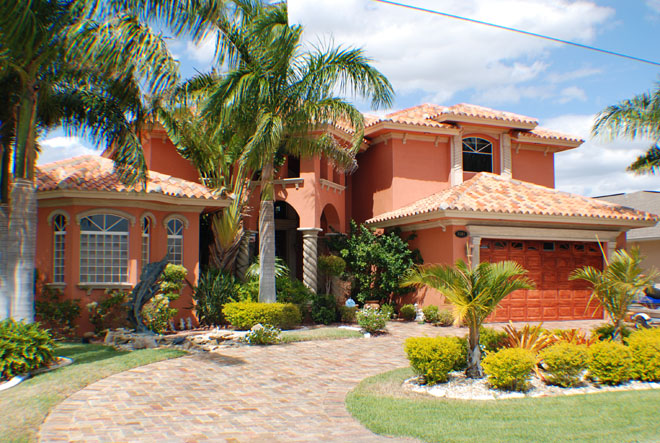House Palmetto Vacation Rentals Cape Coral And Fort Myers