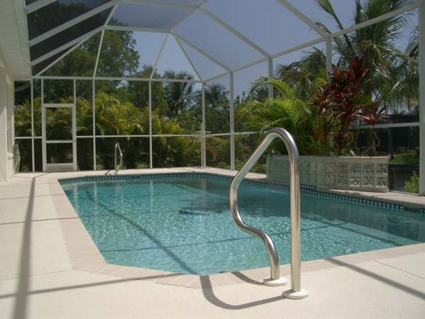 pool house laura cape coral florida vacation rental